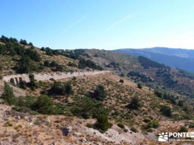 Cordel del Puerto de la Morcuera;senderos españa tarjeta federativa de montaña senderismo gratis m